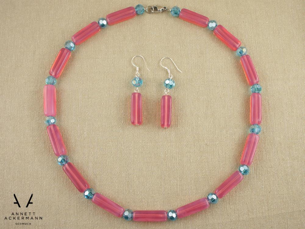 Straight Pink // Set
