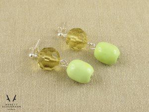 Greenery // LemonGras // Ohrringe